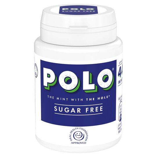 Polo Sugar Free Pot 65G