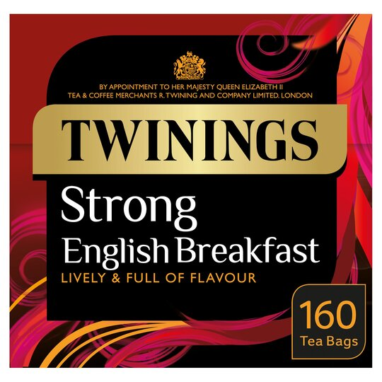 Twinings Strong English Breakfast 160S 500G