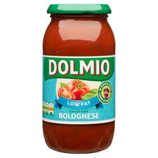 image 1 of Dolmio Bolognese Original Low Fat Pasta Sauce 500G