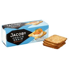 image 2 of Jacobs Choice Grain Crackers 200G