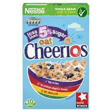 image 1 of Nestle Oat Cheerios Low Sugar 325G
