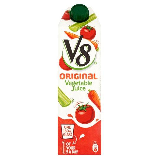 V8 Vegetable Juice 1 Litre
