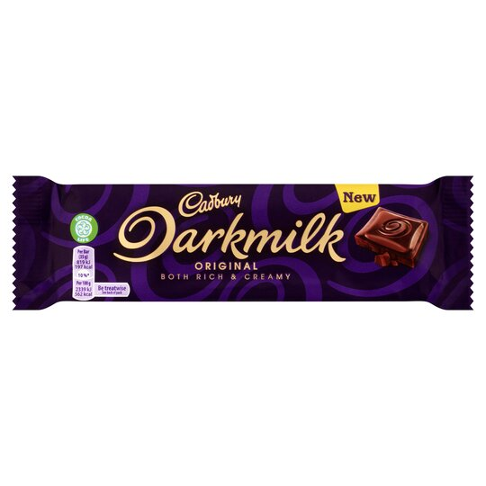 Cadbury Dark Milk Chocolate 35G