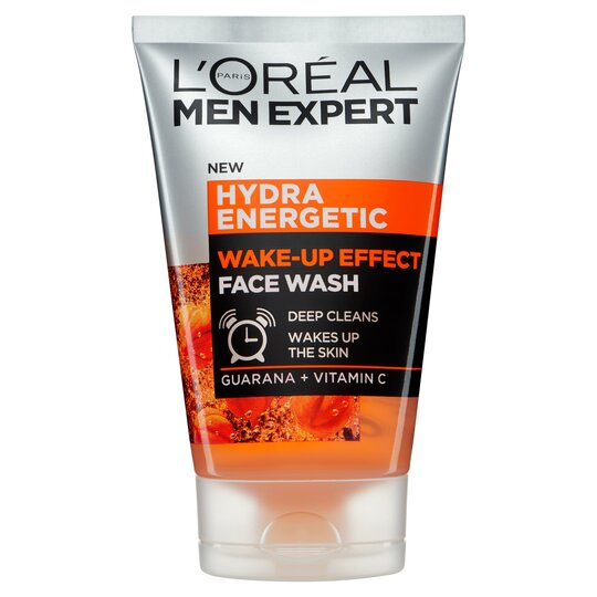 image 1 of L'Oreal Men Expert Hydrating Energetic Face Wash 100Ml