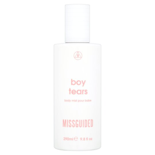 Missguided Boy Tears Body Mist 290Ml