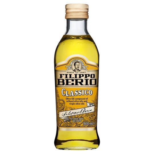 Filippo Berio Pure Olive Oil 500 Ml