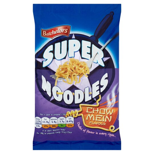 Batchelors Super Noodles Chinese Style 100G