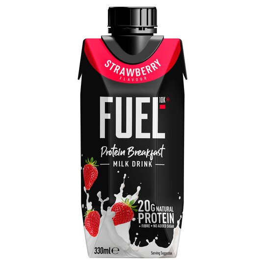 Fuel Energy Drink Strawberry 330Ml