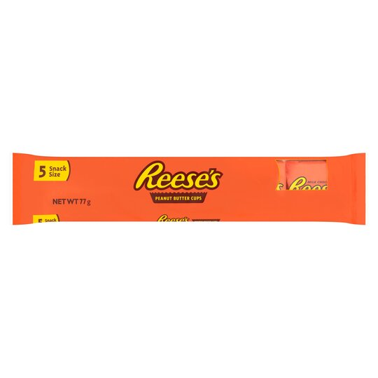Reese's Peanut Butter Cup 5 Pack 77G