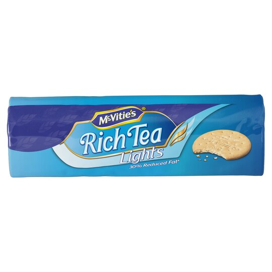 image 1 of Mcvities Light Rich Tea 300G