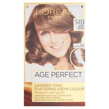 image 1 of L'oreal Paris Excellence Age Perfect 5.03 Gold Brown
