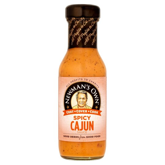 Newmans Own Creamy Cajun Sauce 250Ml