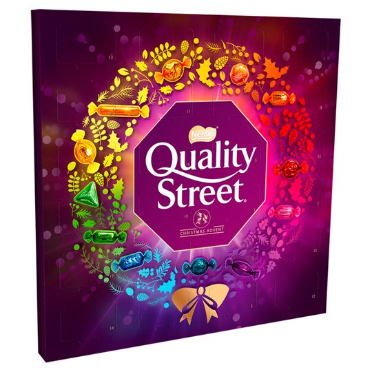 Quality Street Advent Calendar 222G