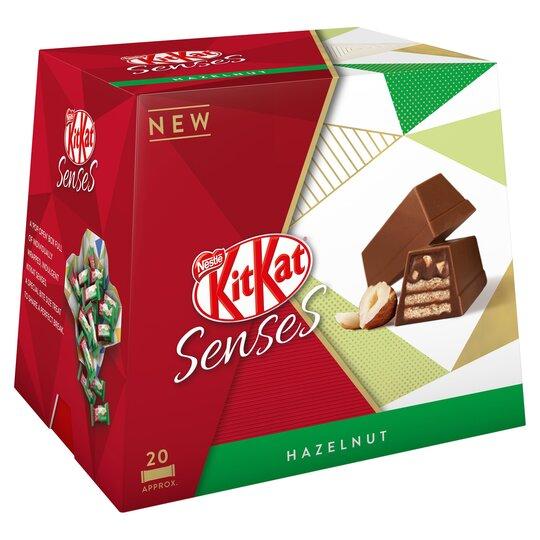 image 1 of Kit Kat Senses Hazelnut 200G