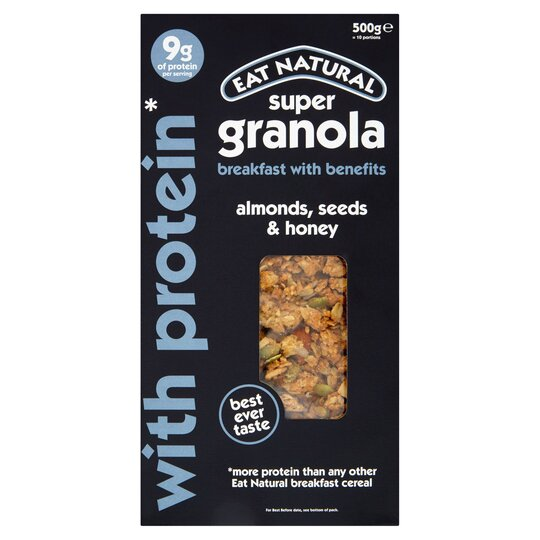 Eat Natural Protein Packed Granola 500G