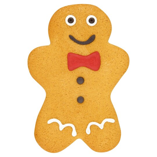 Gingerbread Man Biscuit