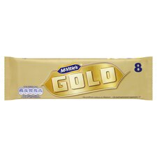 image 1 of Mcvities Gold Chocolate Biscuit 8 Pack 176G