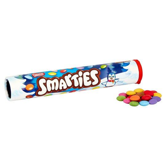 image 1 of Smarties Giant Tube 130G