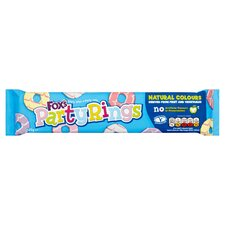 image 1 of Fox's Party Rings Biscuits 125G