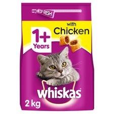 image 1 of Whiskas Adult With Chicken 2 Kilograms