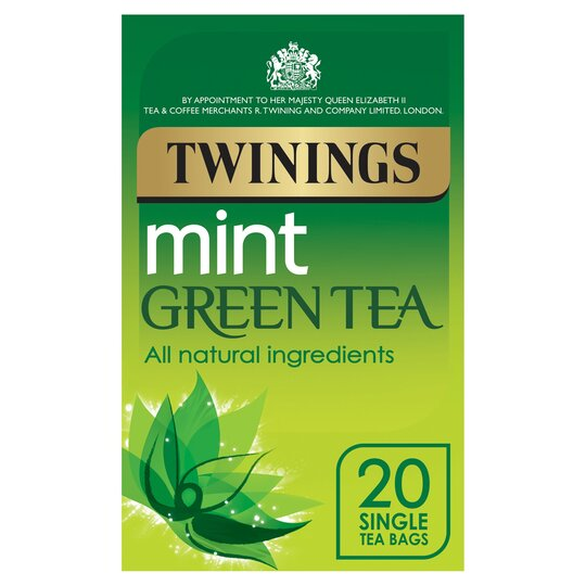 Twinings Green Tea And Mint 20'S 40G