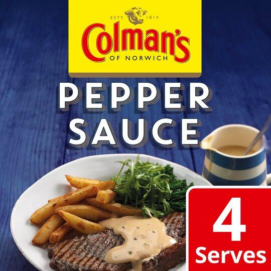 Colman's Pepper Sauce Mix 40G