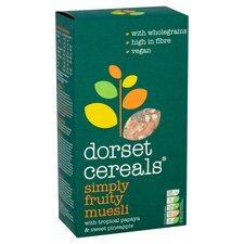 image 1 of Dorset Cereals Simply Fruity Muesli 630G