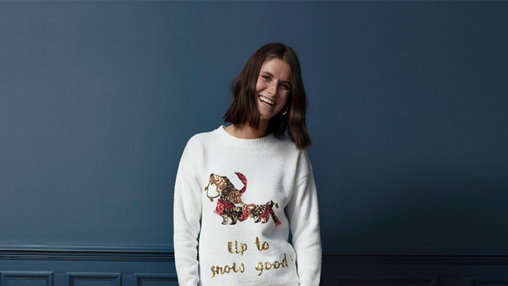 25% off selected F&F Christmas jumpers