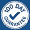 100-day logo