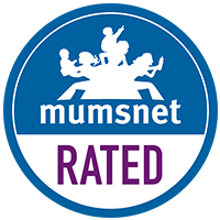 Recommended by Mumsnet