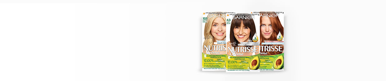 Buy any Garnier Nutrisse and get £5 off your next F&F purchase*