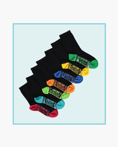 Boys' socks 7 pack