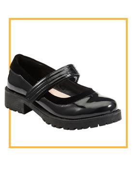 Velcro patent shoes