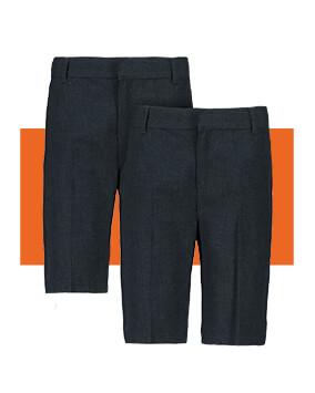 bf6d0132ab School Uniforms | F&F School Skirts, Trousers & Shirts | Tesco