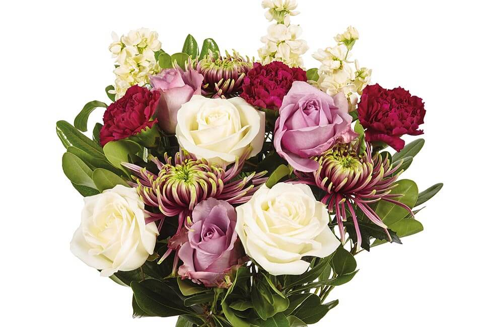 Mother's Day flowers await in-store