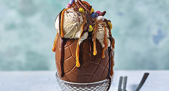 Happy Easter sundae!