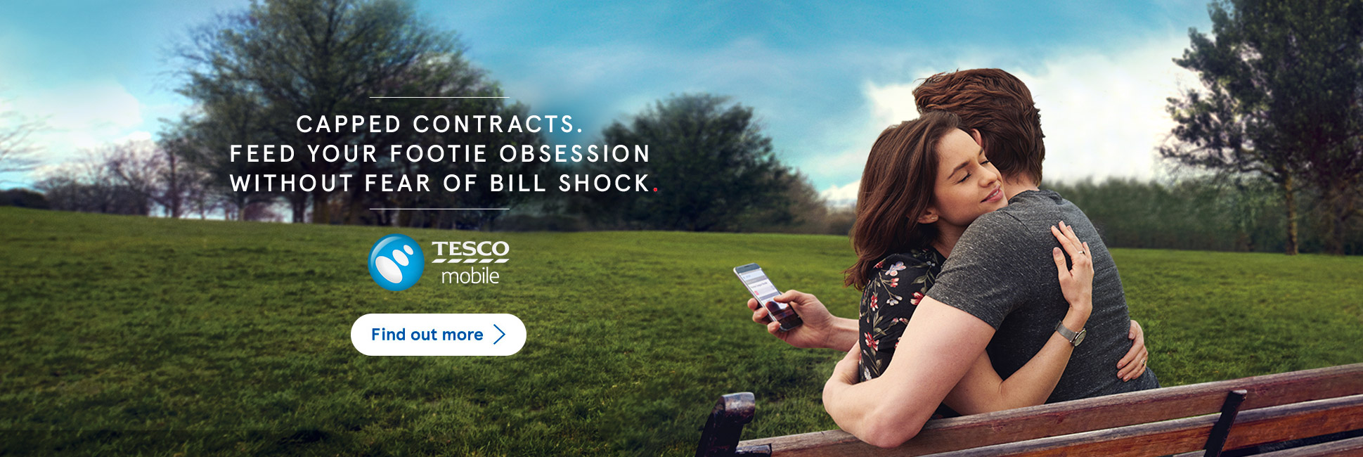 Tesco Mobile Capped Contracts