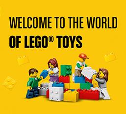 WELCOME TO LEGO® WORLD f0e57a1461