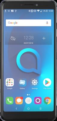 Alcatel 3V Phone   Alcatel 3V Contract   Tesco Mobile