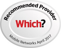 Which? recommended supplier 7 years running