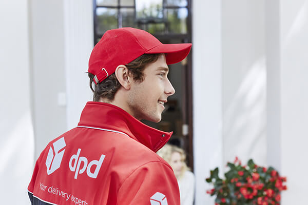 DPD delivery driver