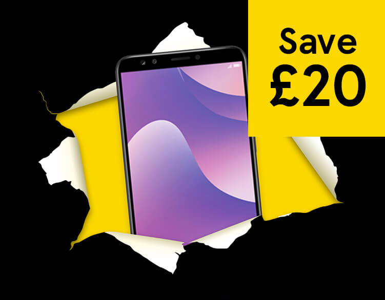 Huawei Y7 – now £140