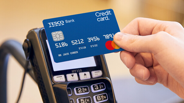 New: Clubcard Plus Credit Card from Tesco Bank