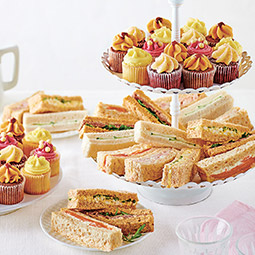 Finger food and platters party easy entertaining tesco groceries party afternoon tea forumfinder Gallery