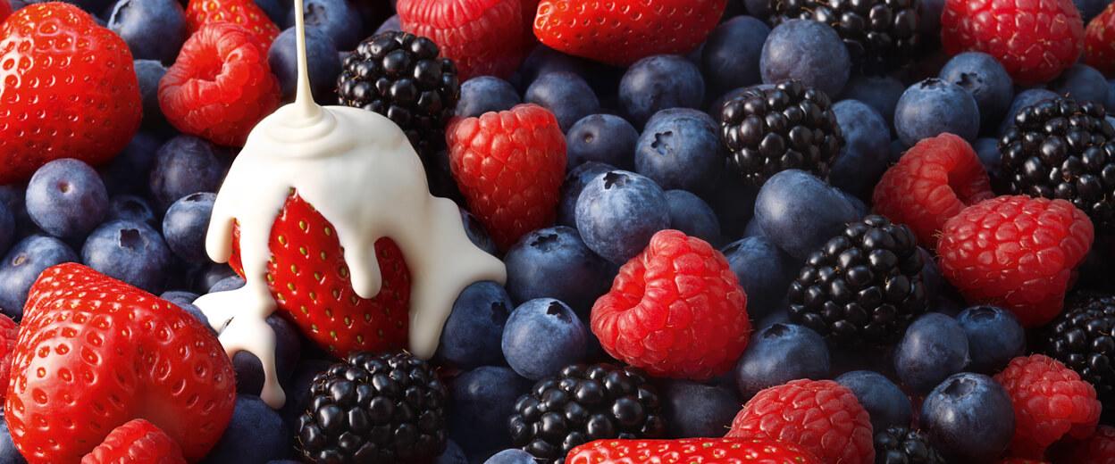 Tesco berries