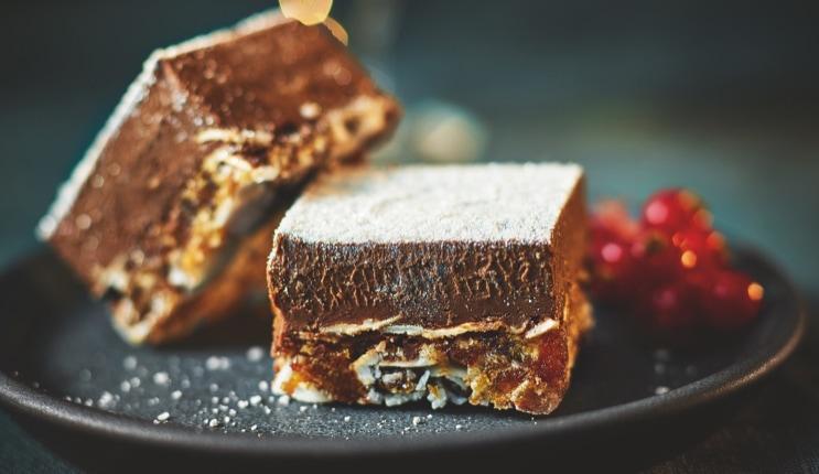 Christmas Desserts 2019.Christmas 2019 Christmas Food Drinks Snacks Tesco