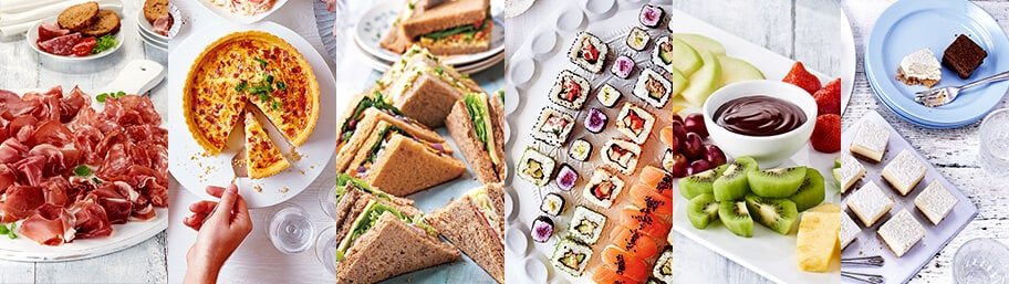 Food To Order Easy Entertaining Catering Tesco