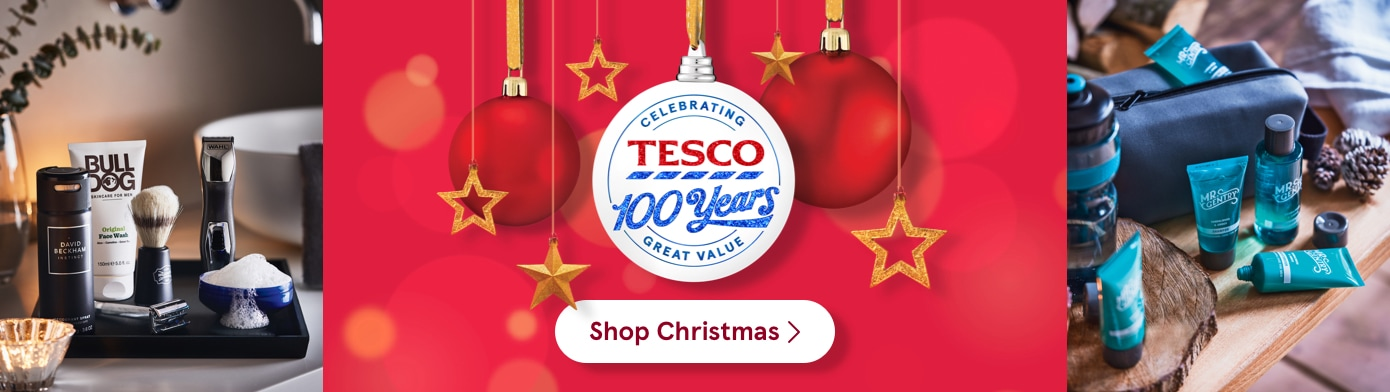 Gifts For Him Christmas Gifts And Decorations Tesco Groceries