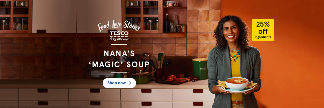 Food Love Stories - Nana Magic Soup Shop Now