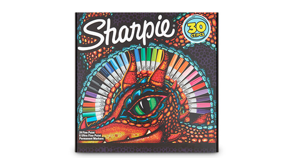 Better than half price Sharpies